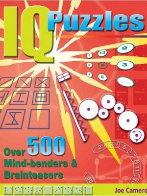 IQ Puzzles – Over 500 Mind-Benders & Brainteasers – eBook