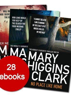 Mary Higgens Clarke – 28 eBooks