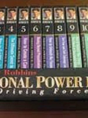 Personal Power 2 – 25 Audio Books by Anthony Robbins