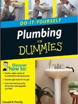 Plumbing Do-It-Yourself For Dummies – eBooks