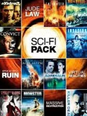 Sci-Fi Pack – 108 eBooks