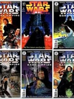 Star Wars Collection – 256 eBooks