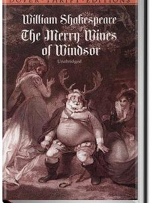 The Merry Wives of Windsor – William Shakespeare – eBook