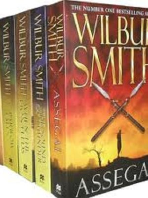 Wilbur Smith – 33 eBooks