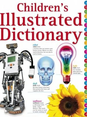 Children's Illustrated Dictionary – eBook