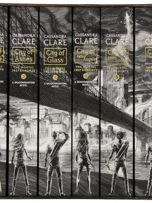 Mortal Instruments Complete Series – 6 Audiobooks
