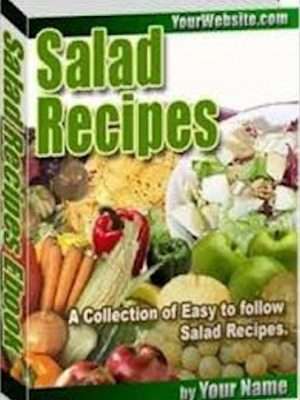 Salad Recipes – 2 eBooks