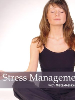 Stress Management Hypnosis – Audiobook