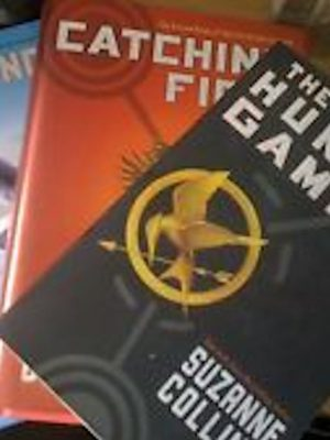 The Hunger Games Trilogy – 3 Audiobooks