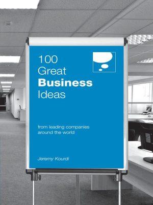 100 Great Business Ideas – Jeremy Kourdi – eBook
