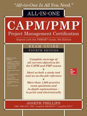 CAPM_PMP Project Management Certification 4th Ed – Joseph Phillips – eBook
