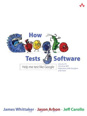 How Google Tests Software – James A. Whittaker – eBook