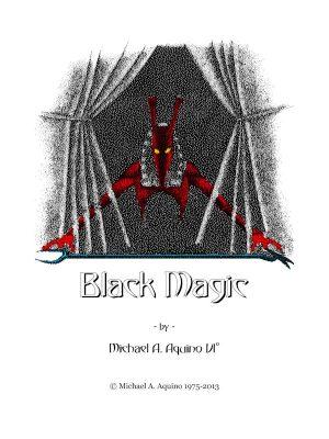 Black Magic – Michael Aquino – eBook