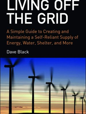 Living Off the Grid – David Black – eBook