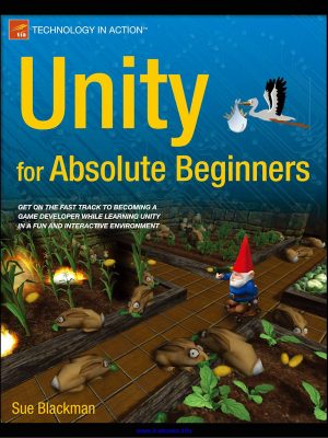 Unity for Absolute Beginners – Sue Blackman – eBook