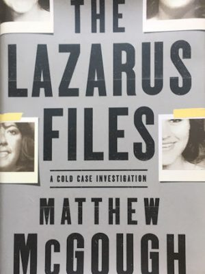 The Lazarus Files – Matthew McGough – eBook